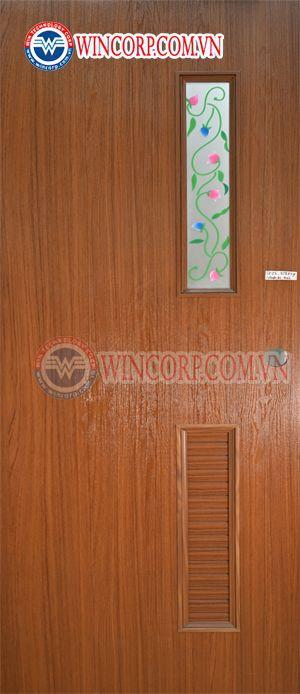Cửa nhựa Đài Loan WIN DL.05-808B1g, Cửa nhựa Đài Loan, Cửa nhựa cao cấp, cửa nhựa Đài Loan, Cửa nhựa vân gỗ, cửa nhựa giả gỗ, Cửa nhà vệ sinh, Cửa phòng tắm, Cửa thông phòng, cửa giá rẻ