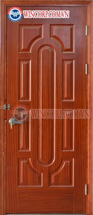 Cửa gỗ chống cháy GCC.019-SAPELE, Cửa gỗ chống cháy, cửa căn hộ, cửa chống cháy, cửa gỗ cao cấp, cửa gỗ chống cháy, cửa gỗ phòng ngủ, cửa phòng karaoke, cửa phòng khách sạn, cửa phòng ngủ