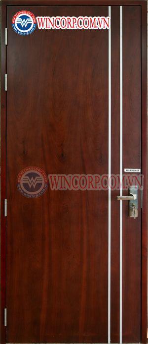 Cửa gỗ chống cháy GCC.P1R2N-CAM XE, Cửa gỗ chống cháy, cửa căn hộ, cửa chống cháy, cửa gỗ cao cấp, cửa gỗ chống cháy, cửa gỗ phòng ngủ, cửa phòng karaoke, cửa phòng khách sạn, cửa phòng ngủ