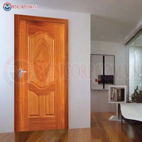 Thiết kế Cửa gỗ tự nhiên GTN 3A teak