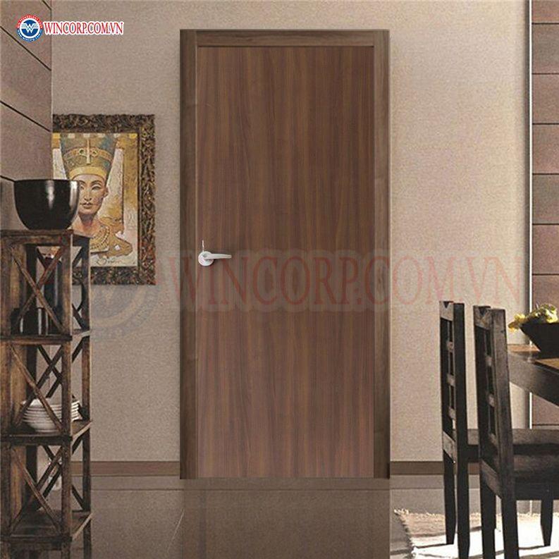Cửa nhà vệ sinh cửa nhựa ABS Hàn Quốc KOS Tron-W0901