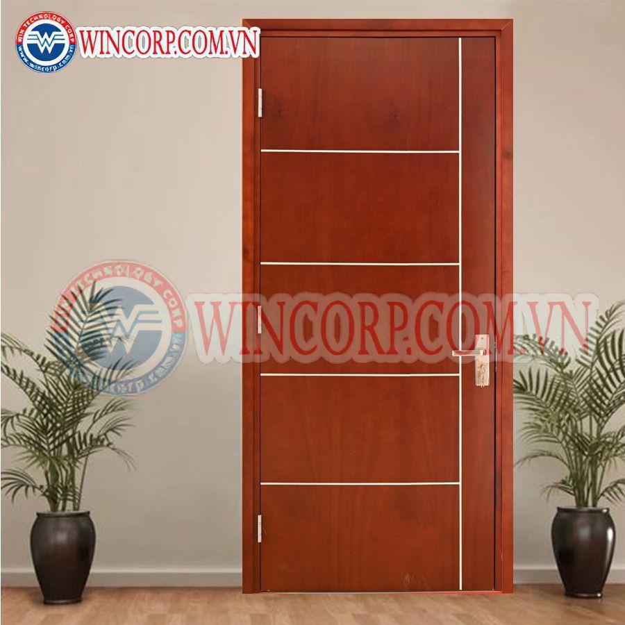 Cửa gỗ công nghiệp MDF VENEER MDF.VP1R5-Camxe
