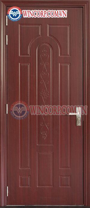 Cửa Nhựa Gỗ SungYu SYA.445-A04, Cửa nhựa Composite, Cửa nhựa SungYu, Cửa nhựa gỗ, Cửa nhựa cao cấp, Cửa nhựa nhà ở, Cửa nhựa vân gỗ,