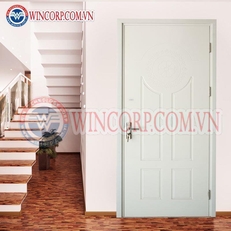 Cửa Nhựa Gỗ SungYu SYA.449-A04