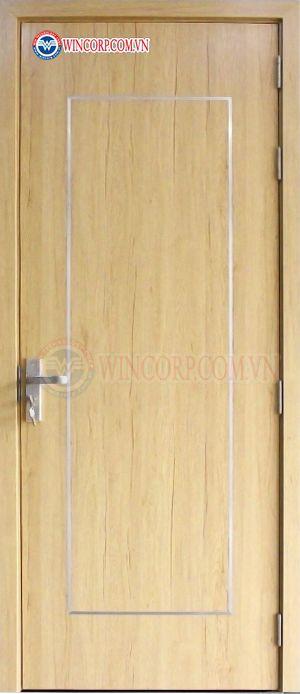Cửa Nhựa Gỗ SungYu SYB.P4R-B06, Cửa nhựa Composite, Cửa nhựa SungYu, Cửa nhựa gỗ, Cửa nhựa cao cấp, Cửa nhựa nhà ở, Cửa nhựa vân gỗ,